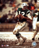 Joe Namath - preparing to pass - &#169;Photofile Foto