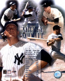 Mickey Mantle - Legends Of The Game Composite - &#169;Photofile Foto