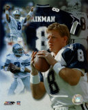 Troy Aikman Legends Composite Photo