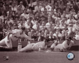 Brooks Robinson  - Multi-Exposure - &#169;Photofile Photographie