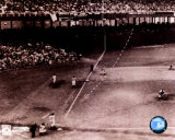 Bobby Thomson - 1951 Home Run (Dotted Line) - ©Photofile Photo