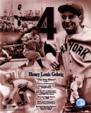 Lou Gehrig - Legends of the Game Composite - ©Photofile Photo