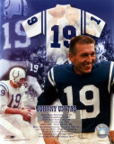 Johnny Unitas - Legends of the Game Composite Photo