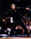 President Bush - 1st pitch 2001 World Series 2 Photo