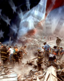 September 11th Collage - ©Photofile Photo