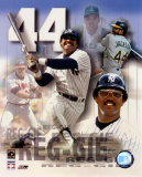 Reggie Jackson Legends Composite - &#169;Photofile Photo