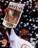 Ray Lewis Super Bowl XXXV MVP Photo