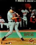 Cal Ripken, Jr. - 3000th Hit Photo