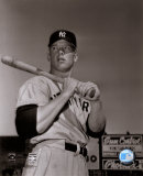 Mickey Mantle- With bat looking towards his right Foto