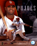 Albert Pujols - Composite Photo