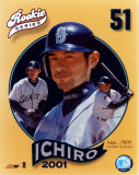 Ichiro Suzuki Rookie Series Limited Edition (Limited Edition) Photo