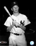Mickey Mantle-  With Bat - &#169;Photofile Photo