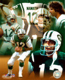 Joe Namath - Legends Of The Game Composite - &#169;Photofile Photo