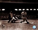 Lou Gehrig, avec batte, ©Photofile Photographie