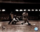 Lou Gehrig- batting Photo