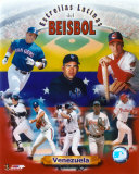 2001 MLB Venezuela Composite - ©Photofile Photo