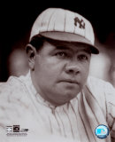 Babe Ruth - classic portrait Photo