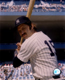 Thurman Munson - Posed Batting Photo