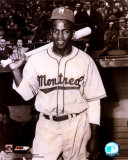 Jackie Robinson - Monarchs Photo
