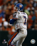 John Elway - Old Uniform - &#169;Photofile Photo