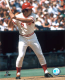 Johnny Bench - Batting Photo