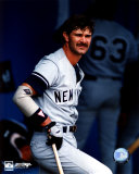 Don Mattingly - In Dugout Photo
