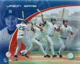 Jason Giambi - Multiple Exposure 2 Photo