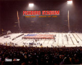 Foxboro Stadium - Last Game Overlay Photo