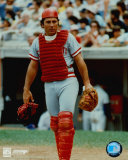 Johnny Bench - Catchers Gear - ©Photofile Photo