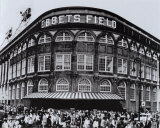 Ebbets Field - Outside 2 - &#169;Photofile Photo