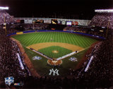 Yankee Staduim - 2000 World Series Photo