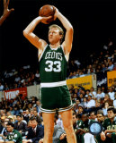 Larry Bird - &#169;Photofile Photo