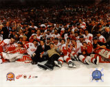 2002 Detroit Red Wings Championship Celebration 01 Photo