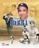 Yogi Berra Legends Composite Photo