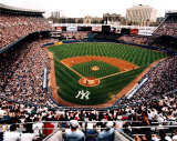 Yankee Stadium - inside - Photofile Photo
