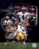 Brett Favre - 300th Touchdown Portrait Plus Photo