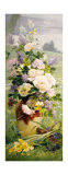 Spring Flowers Prints by Eugene Henri Cauchois
