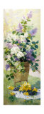 Summer Flowers Prints by Eugene Henri Cauchois