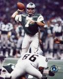 Ron Jaworski - Prepare to pass Photo