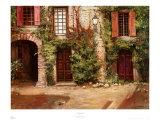 Villa Frascati Prints by Roger Duvall