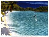 Bahía de Trunk Pósters por Dan Mackin