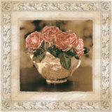 Imperial Rose I Prints by JoAnn T. Arduini