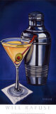 Martini Prints by Will Rafuse