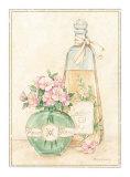 Rosa Poster par Pamela Gladding