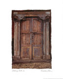 Doors of Cuba I Posters by Allan Bruce Love
