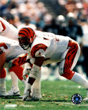 Anthony Munoz - In three point stance Photo