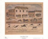 Carriages, Buggies and Sleighs I Print