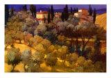 Florentine Landscape Print by Philip Craig