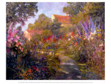 Annapolis Garden Prints by Philip Craig
