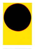 Black Sun Serigraph by Terry Frost
